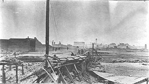 1894 Hinckley Minnesota Forest Fire Deaths