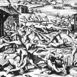 1622 Jamestown Massacre