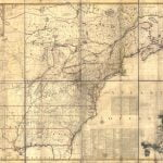 1755 Mitchell Map