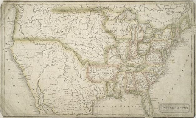 1822 Congressional Report on Indian Affairs