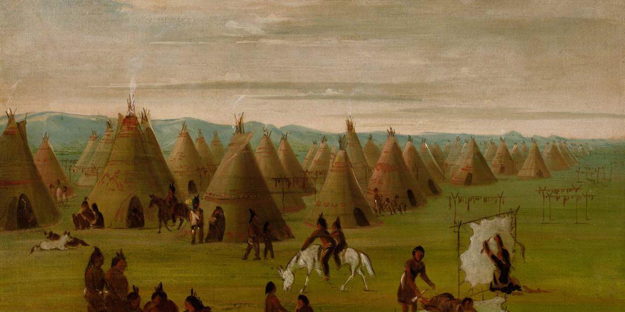 Tribes of the Pike's Peak Region