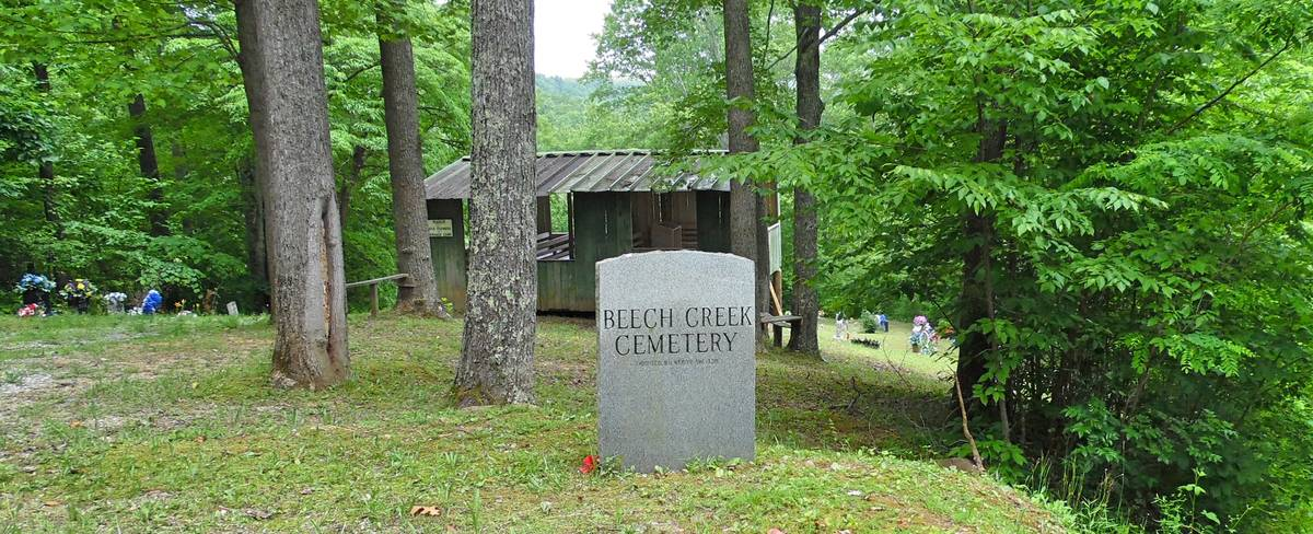 Knott County Kentucky Cemeteries