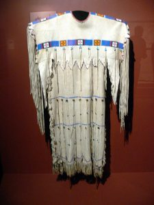Cheyenne Beaded Dress