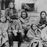 Cheyenne Prisoners in Kansas