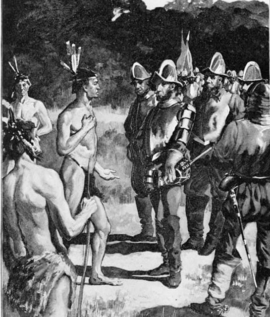 The Florida Indians