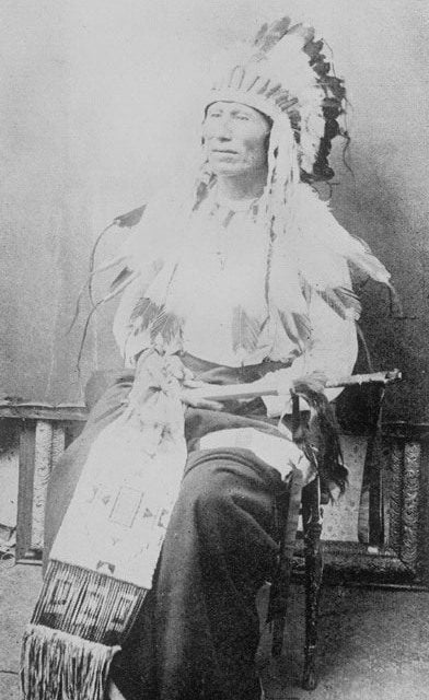 Cheyenne Indian Chiefs and Leaders