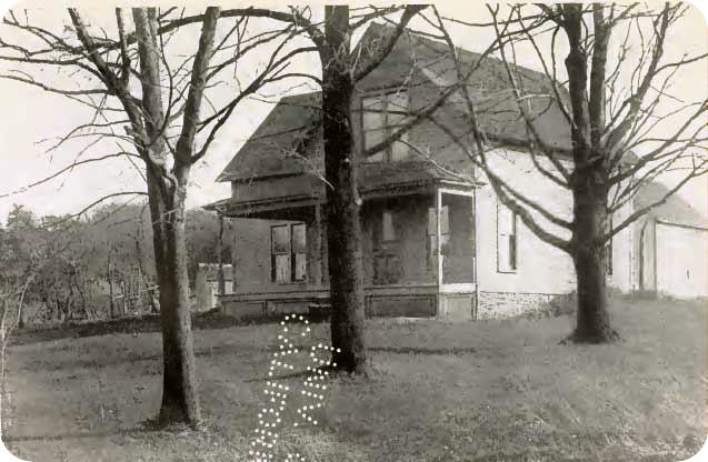 Ely S. Parker Homestead, Tonawanda Reservation