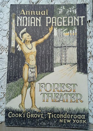 The Forest Theater, Ticonderoga, New York