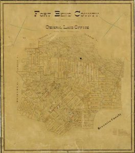 Fort Bend County Texas Map
