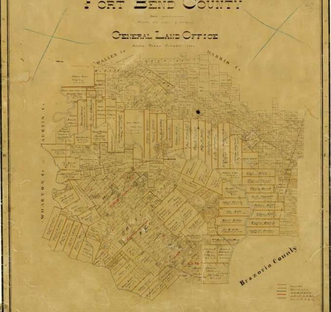 History of Fort Bend County Texas