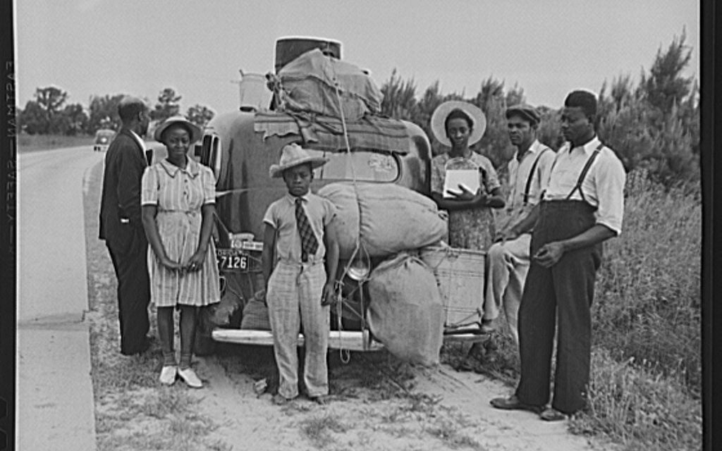 A Century of Black Migration
