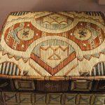 Micmac Birchbark Box with Porcupine Quills