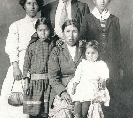 Okanagon Indians