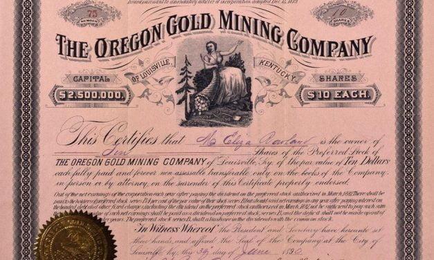 Baker County Oregon Gold Mining History