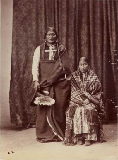 Arapaho and Cheyenne in Kansas