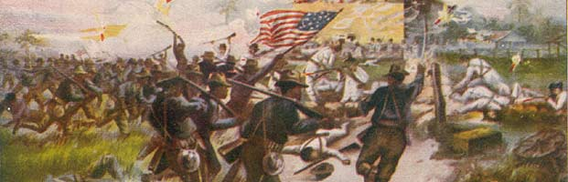 History of Black Soldiers in the Spanish American War