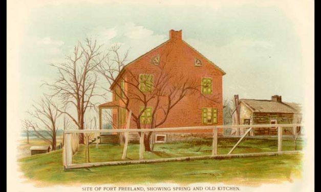 Fort Freeland, Northumberland County, Pennsylvania