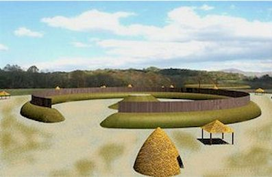Adena Mounds of the Ohio River Valley