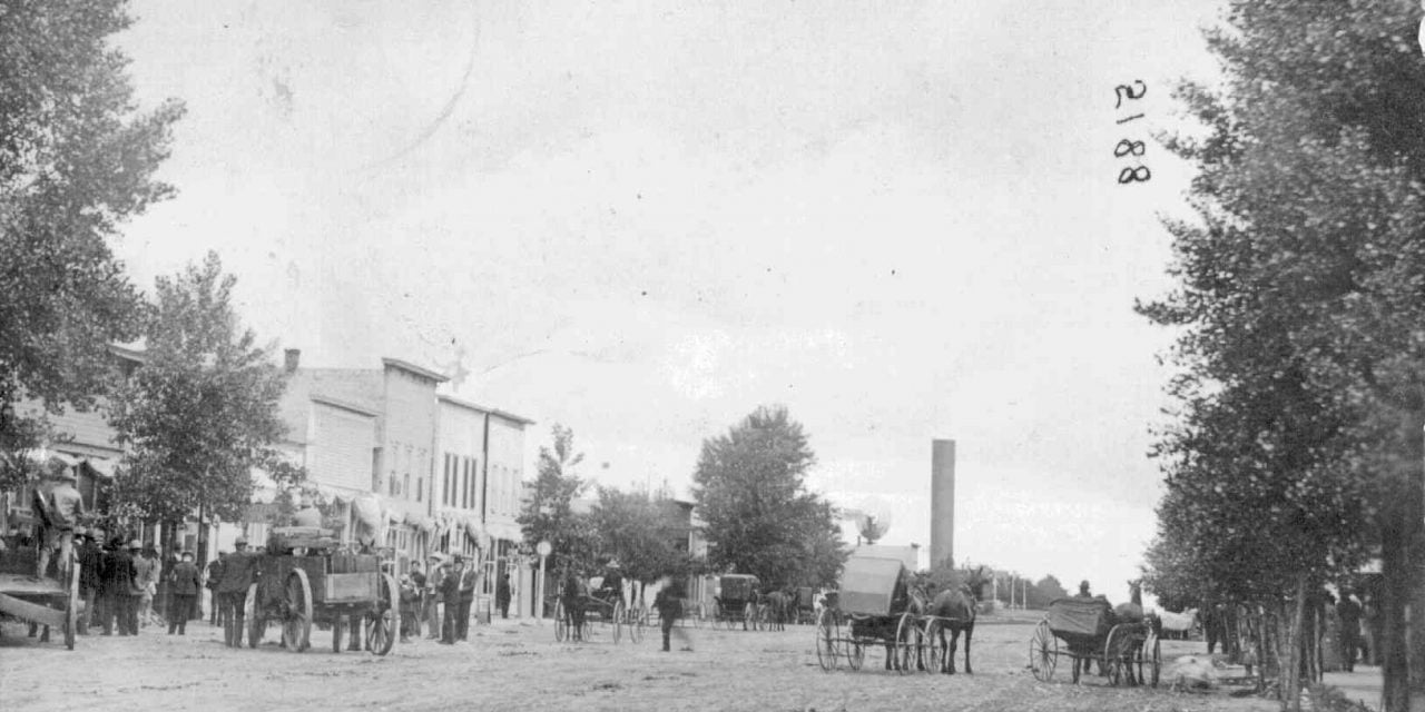 Days of Yore: Early History of Brown County, Nebraska