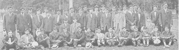 Carlisle School Boys