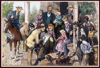 1840 Pensioners Census