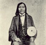 Chief Timothy, Washington DC In 1868 and now owned by Thomas Williams, a Nez Perce Indian