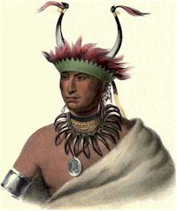 Chonmonicase or Shaumonekusse, Otto Half Chief