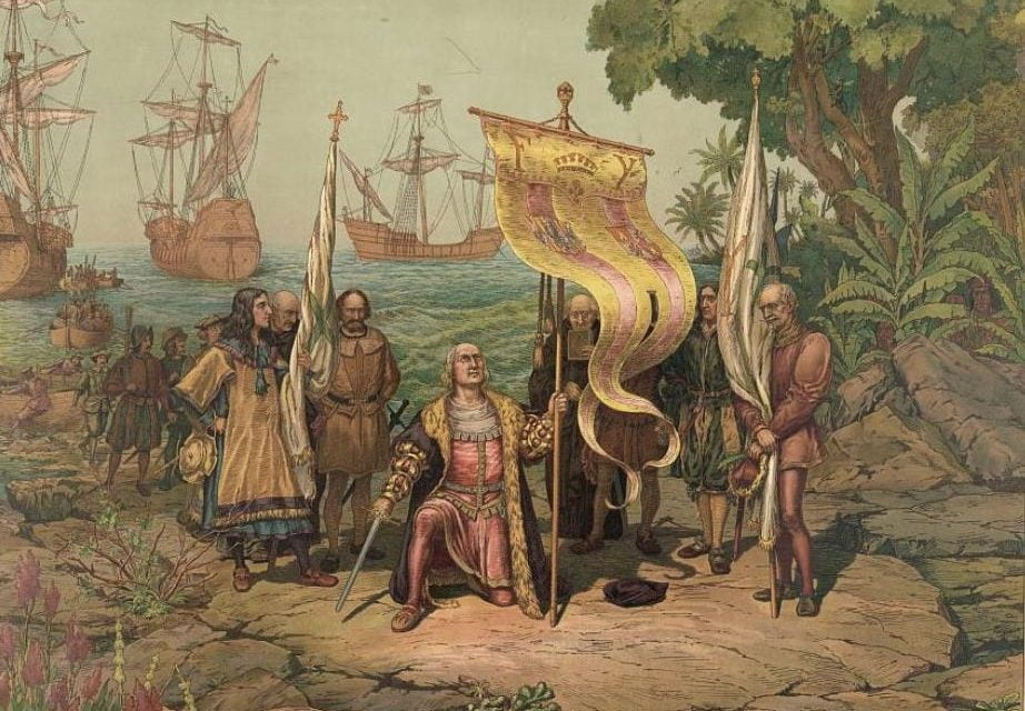 Indians of Jamaica and Southern Coast of Cuba