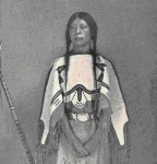 Fig. 13. Costumed Figure of a Dakota Woman.