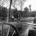Eastern Cherokee Lumbermen, 1891