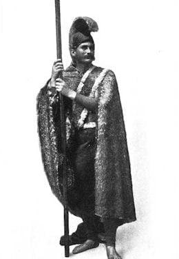 Ahuula, A legend of Kanikaniaula and the First Feather Cloak
