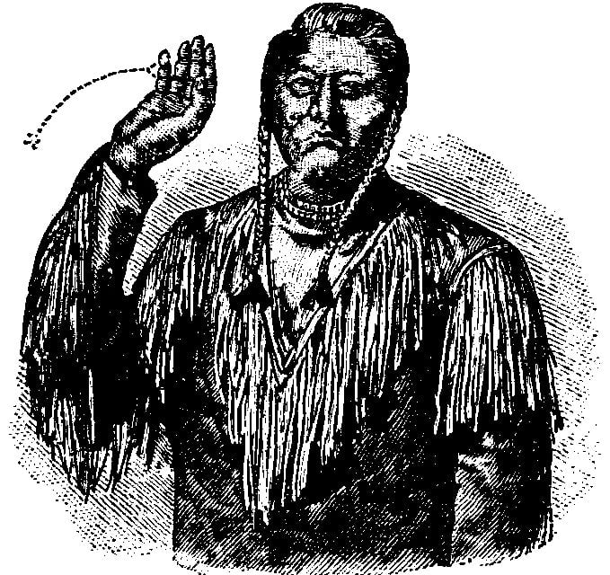 Tribal Signs – Absaroka to Assinaboin – Sign Language