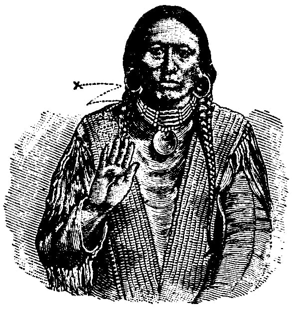Conversation between Tendoy and Huerito – Sign Language