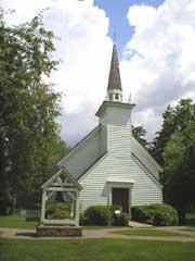 Mohawk Church, Brantford, Ontario, Canada