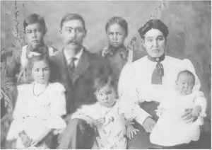 John Frost and Family