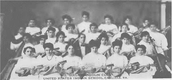 Carlisle Indian Industrial School Graduates 1906 – 1910