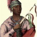 Neomonni, Fifth Ioway Chief