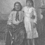 Cook and his Daughter Grace