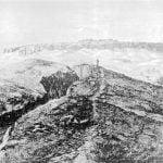 The Approach to the Village of Oraibi, Third Mesa, Arizona