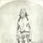 Klamath Indian Shaman (Medicine Man) Crescent City, California