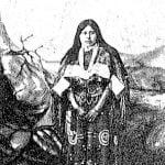 Chipeta, Quany's squaw