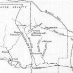 Map of Caddo Country