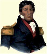 Pushmataha A Choctaw Warrior 1764 - 1824