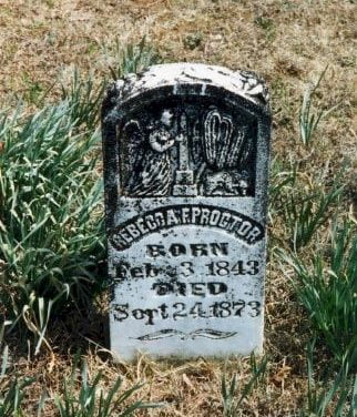 High Butte Cemetery, McGrew, Scotts Bluff County, Nebraska