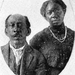Rev. And Harriet Stewart Edwards