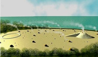 Shell and Sand Mounds of Tick Island, Florida