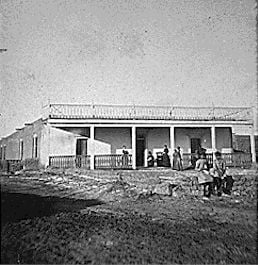 Original Albuquerque Indian Boarding School