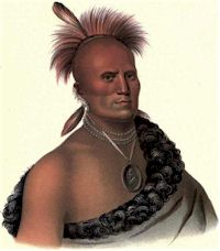 Sharitarish, Pawnee Chief
