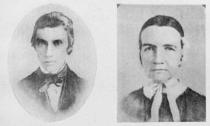 Rev. Robert Simmerwell & Mrs. Fanne Simmerwell