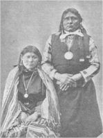 Kiowa Indian Chiefs and Leaders